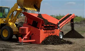 EZ-Screen - Portable Topsoil Screeners - Made In The USA
