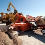 Topsoil Screeners by EZ-Screen Provide Solution in Down Economy